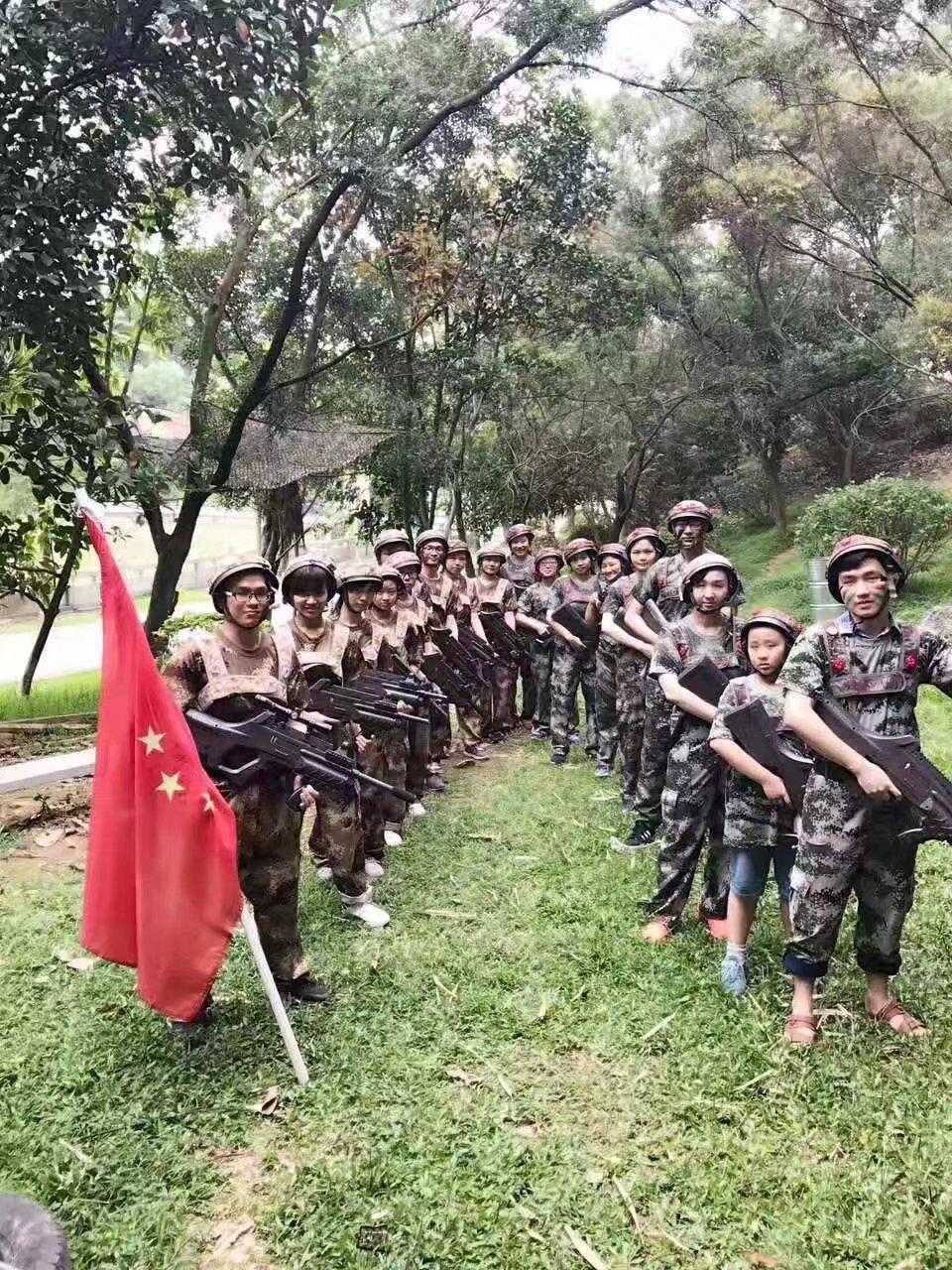 东莞CS野战