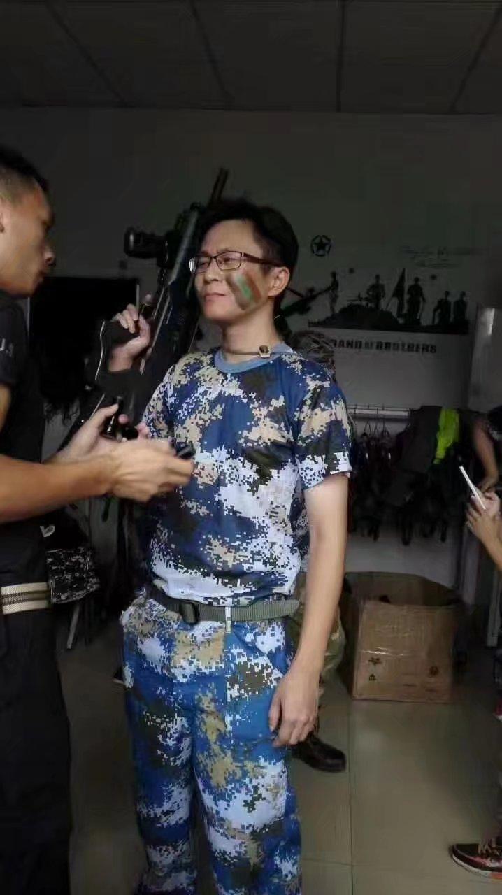 东莞野战-涂伪装迷彩油