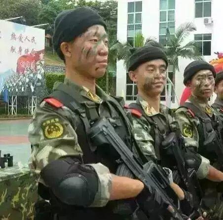 野战教官介绍